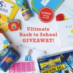 Save & Enter the Ultimate Back to School Giveaway