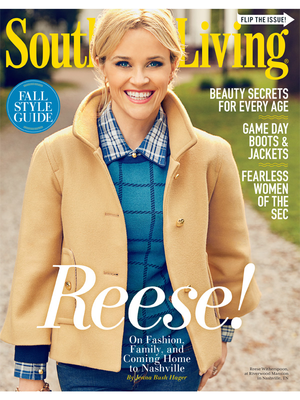 reese witherspoon on motherhood no one s really doing it