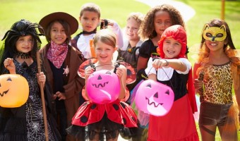 5 Tips for Easing Halloween Fears in Children