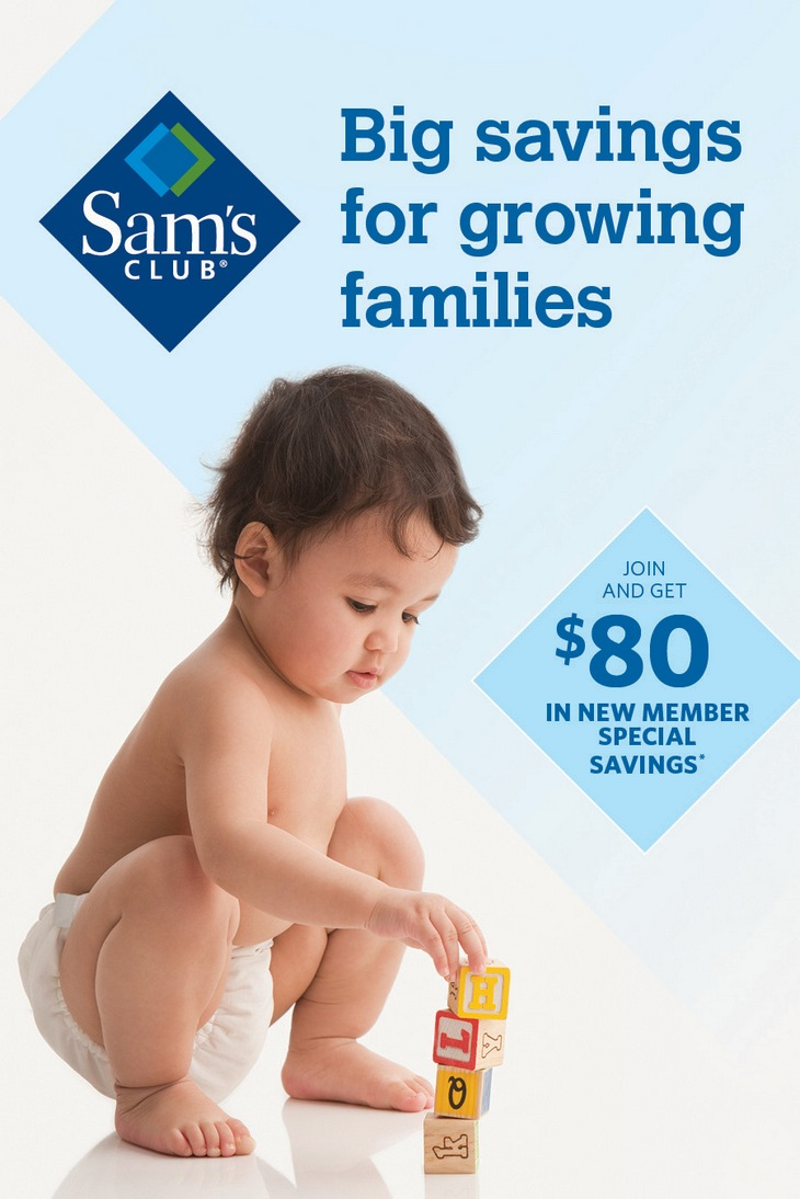 Mommy Survival Kit - 4 Ways Families Enjoy Big Savings Shopping at Sam's Club   3