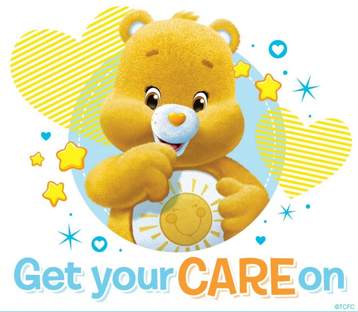National Care Bears #ShareYourCare Day - Share the Gift of Kindness With Kids