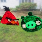 Angry Birds Window Clings For Kids