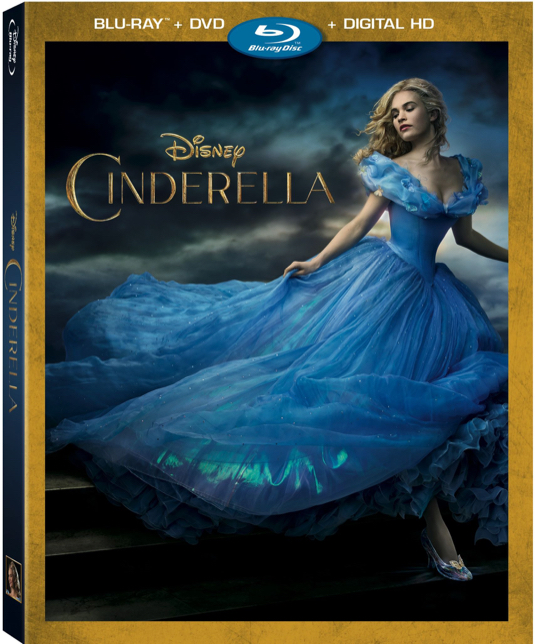 Review: Disney's Cinderella Blu-ray Combo Pack