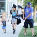 Fergie & Josh Duhamel Have a Funday With Axl