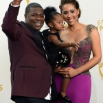 Tracy Morgan Brings Family to the 67th Annual Primetime Emmy Awards