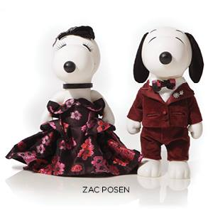 Giveaway: Snoopy Goes Couture