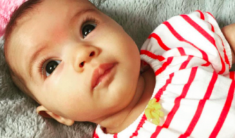 Ashlee Simpson Shares Adorable Photo Of 2 Month Old Daughter Jagger Snow Ross