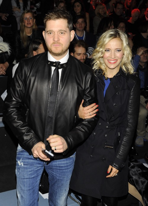 Michael Buble Reveals Wife Luisana Lopilato Is Pregnant With A Boy – Noah Is Getting A Baby Brother!