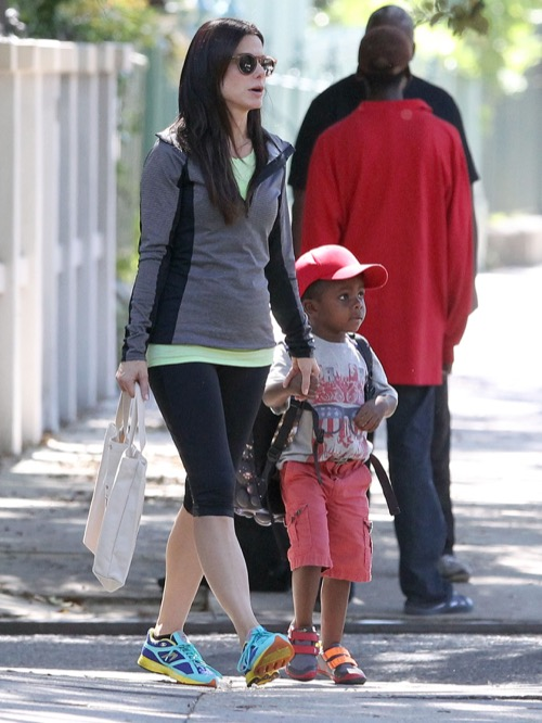 Sandra Bullock Reveals That Her 5 Year Old Son Louis