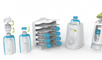 Kiinde Twist Breast Milk Storage System (Expectant Mom Gift Guide)