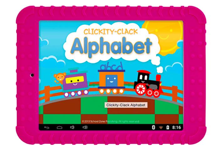 Little Scholar Tablet For Kids