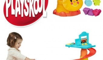 Playskool Sensory Play Anytime, Anywhere With Play-Stow-Go