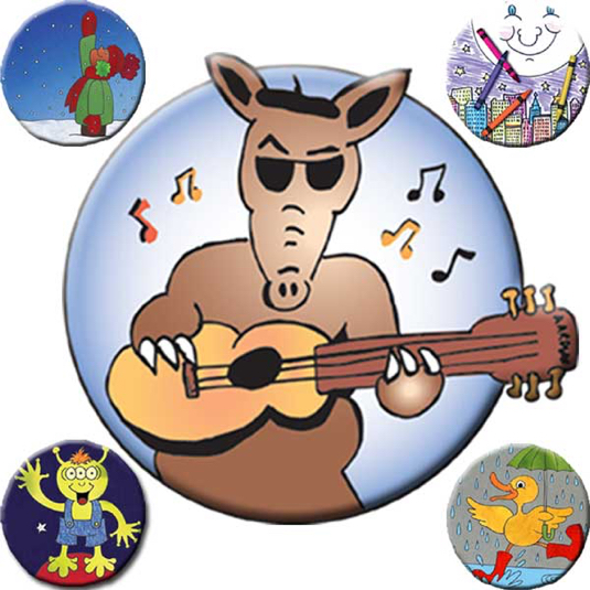 Review: Revolutionary Music for Aardvarks Coloring Jukebox App