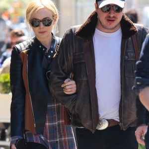 Carey Mulligan and Marcus Mumford Out And About In NYC