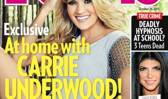 Carrie Underwood Opens Up About Motherhood