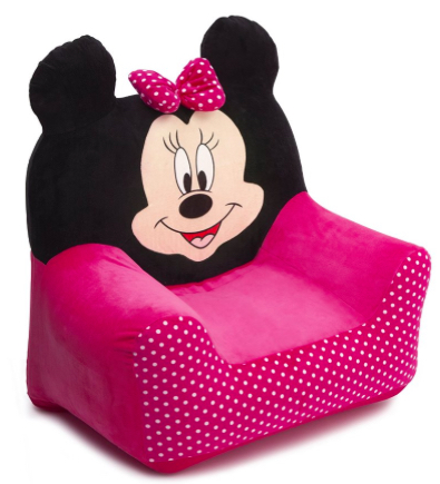 Delta Children Club Chair (Disney Minnie Mouse)