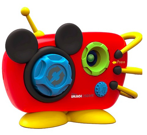 Disney Imagicademy Kiddesign Shape Baster Boom Box