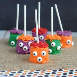 The Best Halloween Monster Pops for Kids