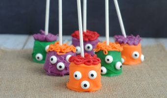 The Best Halloween Monster Pops for Kids