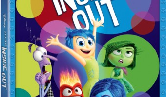 Review: Inside Out Blu-ray/ DVD Combo Pack