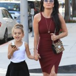 Kyle Richards & Portia Have a Mommy-Daughter Day