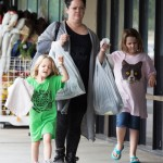 Melissa McCarthy Picks Up Halloween Supplies