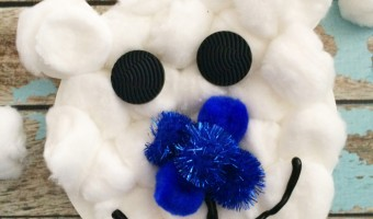 Celebrate the Coming of Winter: Polar Bear Craft For Kids