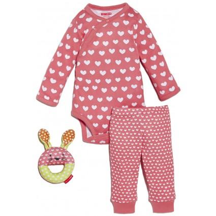 Skip Hop POP PRINTS 3-piece baby gift set