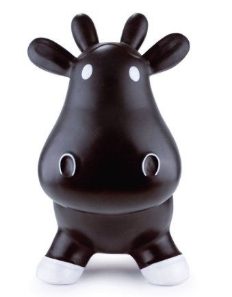 Trumpette Rubber Bouncy Cow