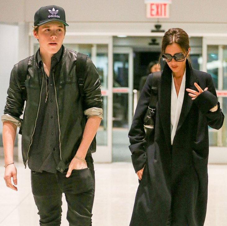 Harper Beckham Fashion Blog: June 2015: Harper & David in ...