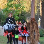 Alyson Hannigan's Family Gets Festive for Halloween