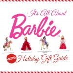 Mattel Holiday Gift Guide: It's All About Barbie
