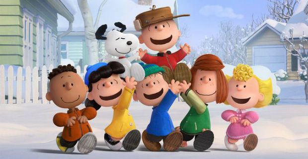 The Peanuts Movie - Our Family Review
