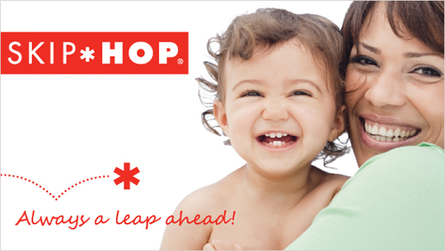 Skip Hop: Always a Leap Ahead (Expectant Mom Gift Guide)