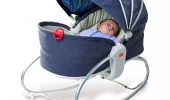 Tiny Love Cozy Rocker Napper: A Sleep Solving Baby Bouncer (Expectant Mom Gift Guide)