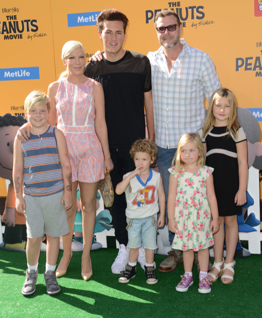 'The Peanuts Movie' Los Angeles Premiere