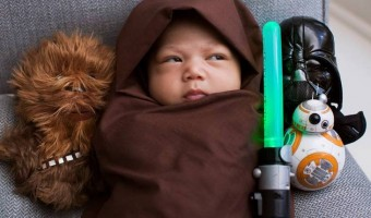 Star Wars Baby: Mark Zuckerberg's Daughter, Max, Dressed As Obi-Wan Kenobi (PHOTO)