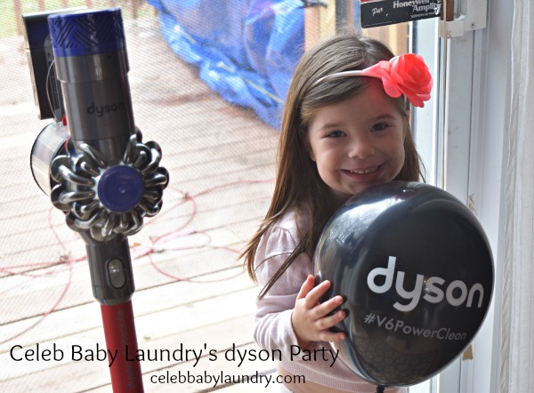 Dyson Party V6 Absolute