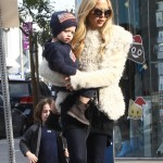Rachel Zoe Shops With her Family