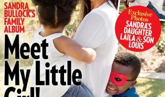 Sandra Bullock Adopts Daughter Laila