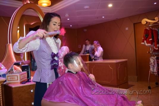 Disney Cruise Line: Don't Miss the Bibbidi Bobbidi Boutique