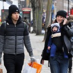 Keira Knightley Takes a Chilly Stroll With Baby Edie in London