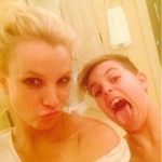 Britney Spears Shares Silly Personal Family Photos and Spray Tan Fail