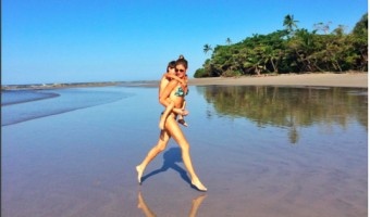Gisele Bündchen Shares Snapshot of Beach Day With Benjamin