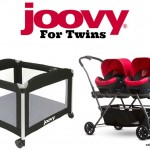 Joovy Must Have Products For Twins: Room² & Twin Roo+