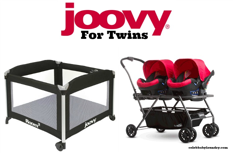 joovy must have products for twins room twin roo celeb baby