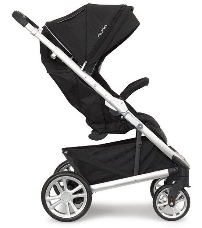 Nuna Tavo: A Compact Full Featured Travel System Stroller Review ...
