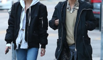 Vanessa Paradis & Lily-Rose Go Shopping