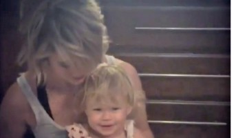 'The Bold and the Beautiful' News: Linsey Godfrey Shows Off Spinning Skills – Cute Video With Daughter Aleda