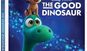 The Good Dinosaur Blu-ray Combo Pack – Review